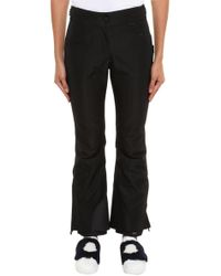 Moncler Grenoble Flared Snow Trousers