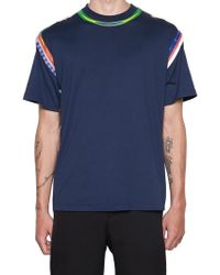 Y. Project - Stretched Flags T-shirt - Lyst