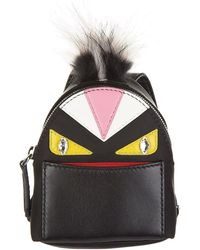Fendi - Bag Bugs Backpack Charm - Lyst