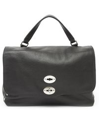 Zanellato - Postina Side Studs Large Tote Bag - Lyst