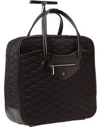 Knomo - Nassau Wheeled Brief Carry On Case - Lyst