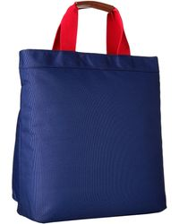 Original Penguin Blue Tote Bag - Lyst