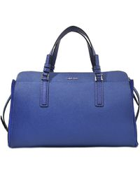 CALVIN KLEIN 205W39NYC - Sofie Luxe Bowling Bag - Lyst