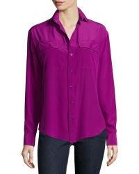 Pink Pony - Long-sleeve Button-front Shirt - Lyst