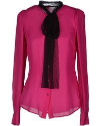 RED Valentino Shirt - Lyst