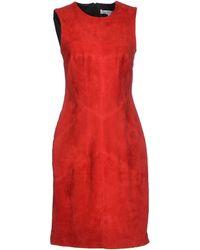 Aa De Amaya Arzuaga - Knee-Length Dress - Lyst