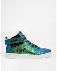 Gourmet Nove 2 Sp Trainers - Lyst