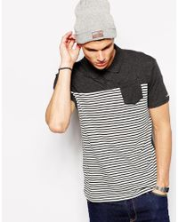 G-star Raw G Star Polo Django Stripe Front 1 Pocket - Lyst