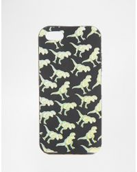 Asos Dinosaur Jelly Iphone 5 Case - Lyst