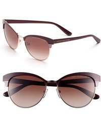 Marc By Marc Jacobs - 55mm Retro Sunglasses - Lyst