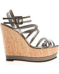 Ritch Erani Nyfc Platform Sandals - Lyst