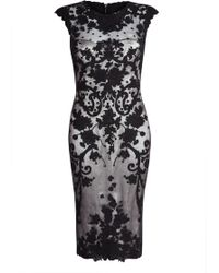 Catherine Deane Exclusive Open Back Embroidered Tristie Dress - Lyst