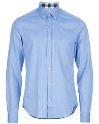 Burberry Brit Oxford Shirt - Lyst