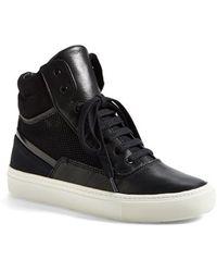 Vince 'Newman 6' High Top Sneaker - Lyst