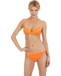 Polo Ralph Lauren | Summer Classics Underwire Bikini Swim Top | Lyst