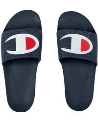Champion - Pool Slides - Lyst