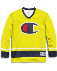 Lyst - Hidden Characters A Wrinkle In Time Hockey Jersey In Powder ... ab3c4bb48e3