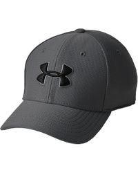 big sale 5bfc6 47151 Under Armour Blitzing 2 Cap in Blue for Men - Lyst