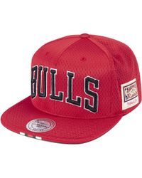 buy popular c7424 79a35 Mitchell   Ness Midas Brooklyn Nets Snapback Cap in Black for Men - Lyst