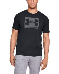 c35e5cd7 Under Armour Tech Ii T-shirt in Black for Men - Lyst