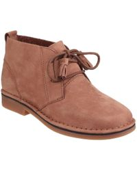 Hush Puppies - Cyra Catelyn Womens Casual Boots - Lyst