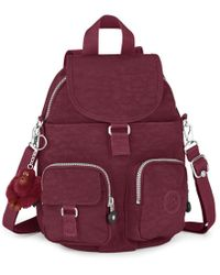 Charles Clinkard - Firefly Canvas Backpack - Lyst