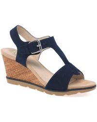 Lotus - Shaliene Womens Sandals - Lyst