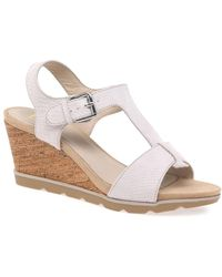 Lotus - Shaliene Womens Sandals - Lyst