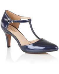 Lotus - Camomile Womens T-bar Dress Shoes - Lyst