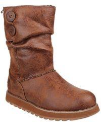 Skechers - Keepsakes Esque Womens Boots - Lyst
