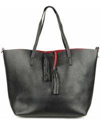 Charles Clinkard - Tassle Womens Shoulder Bag - Lyst