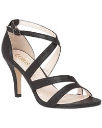 Lotus - Gabby Womens Dress Sandals - Lyst