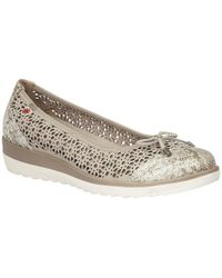 Lotus - Ardit Womens Casual Ballerina Shoes - Lyst