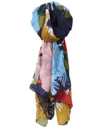 Joules - Wensley Womens Scarf - Lyst