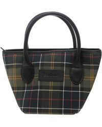 Barbour - Tartan Tote Womens Handbag - Lyst