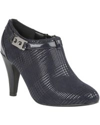 Lotus - Steepie Womens High Cut Court Shoes - Lyst