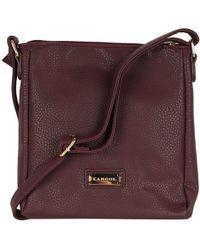 Kangol - Kirsten Womens Messenger Handbag - Lyst