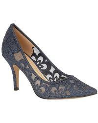 Lotus - Sparkle Womens Mesh Court Shoes - Lyst