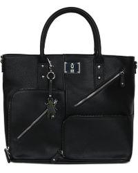 Fly London - Guip Womens Diagonal Zip Grab Bag - Lyst