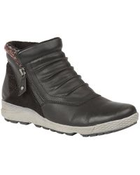 Lotus - Bowler Womens Casual Ankle Boots - Lyst