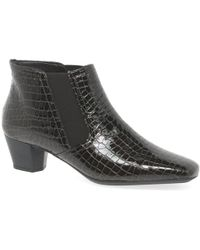 Charles Clinkard | Handson Womens Ankle Boots | Lyst