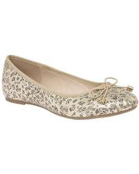 Lotus - Buttera Womens Casual Ballet Court Shoes - Lyst