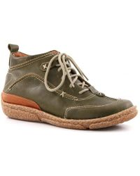 Josef Seibel - Nikki Womens Leather Ankle Boots - Lyst