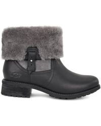 UGG - Chyler Womens Ankle Boots - Lyst