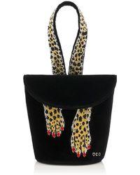 Charlotte Olympia - Wild Bucket Bag - Lyst