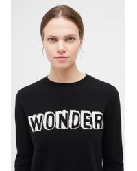 Chinti & Parker - Black Wonder Cashmere Jumper - Lyst