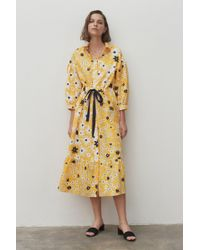 Chinti & Parker - Meadow Dress - Lyst