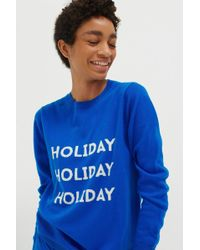 Chinti & Parker - Holiday Sweater - Lyst
