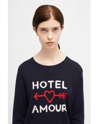 Chinti & Parker - Hotel Amour Jumper - Lyst