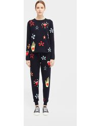 Chinti & Parker - All Over Milagro Track Pants - Lyst